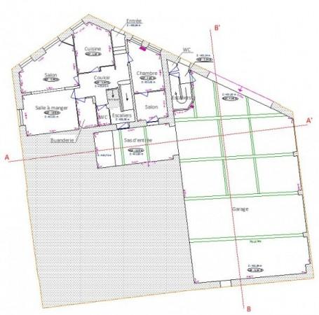 Plans d'intérieur