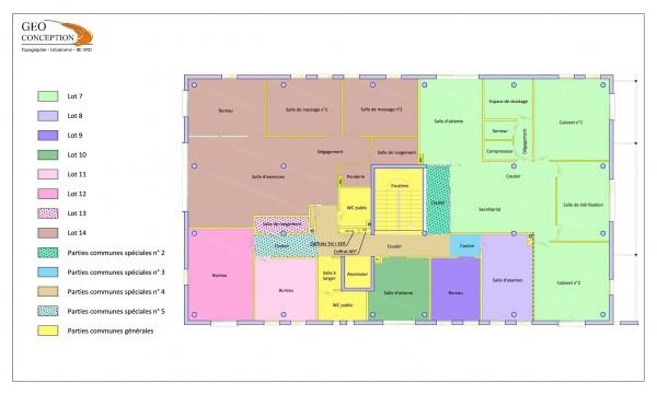 Etats Descriptifs de Divisions de Copropriété