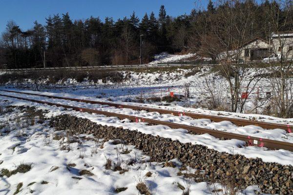 Contrôle de cibles sur rails SNCF